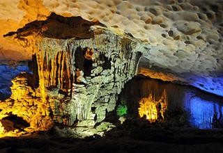 Dau Go cave Amazing